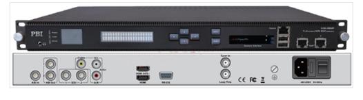 Цифровая головная станция DVB-IP DCH-5500