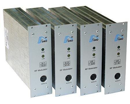 Модуляторы и конверторы
