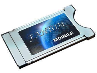 Модуль условного доступа для спутникового ТВ CAM Fantom Pro 10