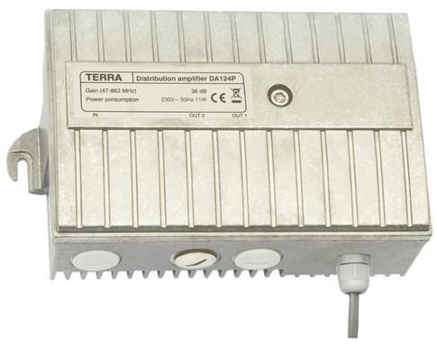 Усилитель магистральный DA124P TERRA