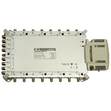 Мультисвитч спутниковый TERRA MSR1716