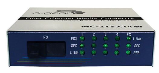 MC-213x14W Медиаконвертер