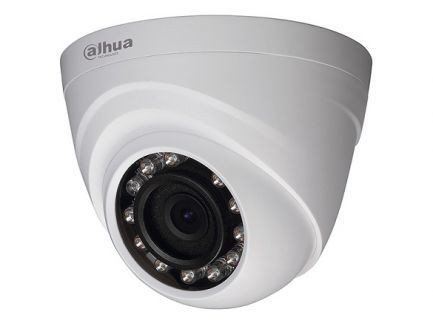 HDCVI купольная камера HAC-HDW1000RP 720p