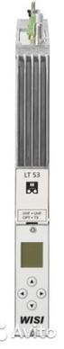 Оптический передатчик 2.5 мВт LT 53S WISI модульной конструкции для работы в составе головной станции OV 50A WISI