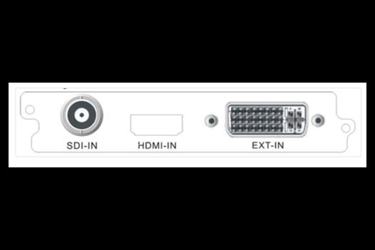 Карта одноканальный H.264 SD/HD кодер C150L