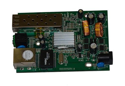 PCB-1110S Медиаконвертер