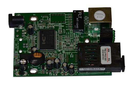 PCB-215x12W Медиаконвертер