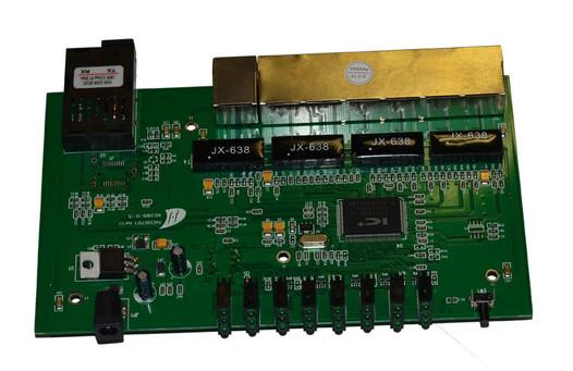 PCB-215x17W Медиаконвертер