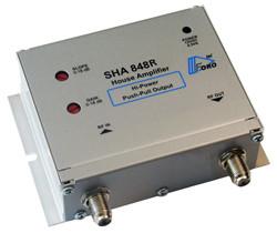 Широкополосные усилители серии SHA 848R