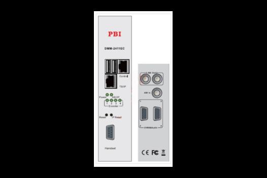 Кодер счетверенный H.264/HD/SD&MPEG-2/SD с 4xCVBS/MUX/ASI/IP - DMM-2411EC-C PBI