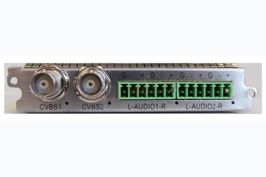 Карта двухканальный MPEG-2 SD кодер с аналоговыми входами - C160A Sumavision