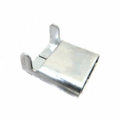 Скрепа для монтажной ленты НС-20-L (без зубьев, С202)