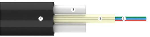 ОПЦ- 2А-3,5Д2 Волоконно-оптический кабель