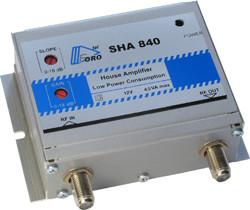 Широкополосные усилители серии SHA 840