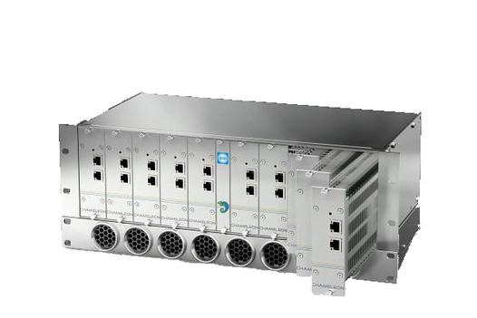 Шасси станции CHAMELEON без IP-коммутатора GN40 0230