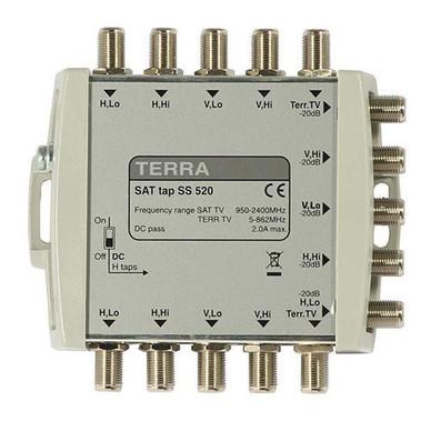 Ответвитель спутниковых каналов TERRA SD520