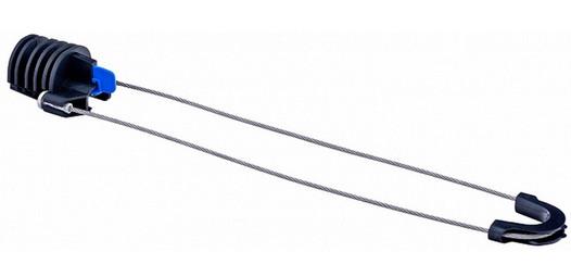 Зажим натяжной клиновой PA-05