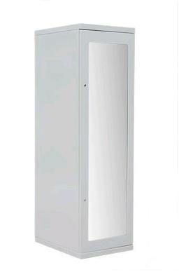 Шкаф телекоммуникационный 42U, 600*600, со стеклянной дверцей