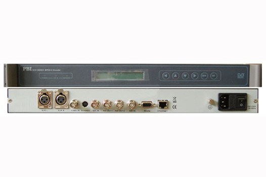 Кодер MPEG-2/SD с ASI/MUX - DCH-3000EC-30 PBI