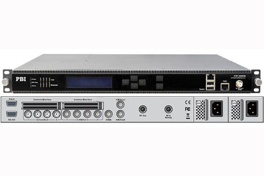 Профессиональный ресивер 4xDVB-T2 с 4xCI/MUX/IP/ASI и модулятор DVB-C - DXP-3440DM-T2C