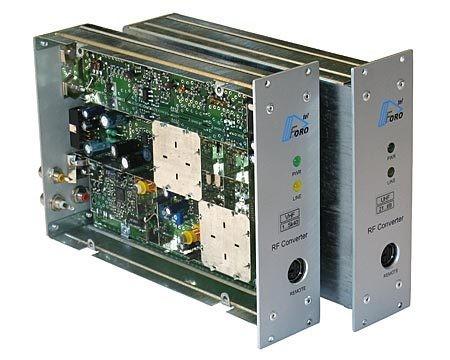 Универсальные перестраиваемые конверторы STC 02 (ДМВ)