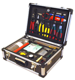 Комплект инструментов для разделки ВОК