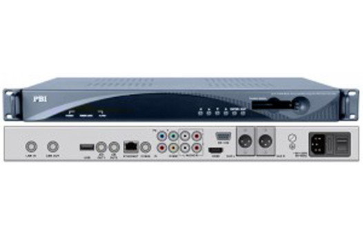 Профессиональный цифровой ресивер DCH-3100P-10T2 PBI