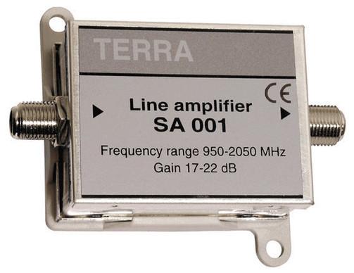 Усилитель спутникового сигнала телевизионный TERRA SA001