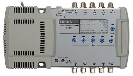 Усилитель спутникового сигнала телевизионный TERRA SA501