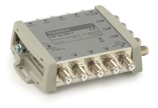 Ответвитель спутниковых каналов TERRA SD515