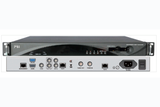 Транскодер H.264/HD/SD -> H.264/HD с 2xCI/ASI/MUX/2xIP - DCH-5000PE-S2 PBI