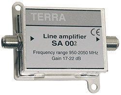 Усилитель телевизионный спутниковый TERRA SA002