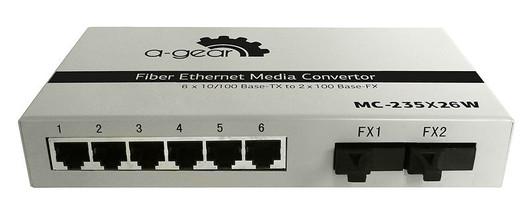 MC-235x26W Медиаконвертер
