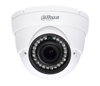 HDCVI купольная камера HAC-HDW2220MP-0360B, 1080p