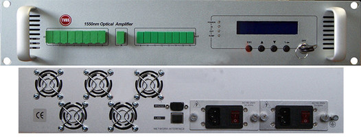 Оптический усилитель 08*20дБм - EDFA1550HQ-31 TVBS