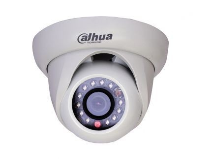 HDCVI купольная камера HAC-HDW1100SP, 720p