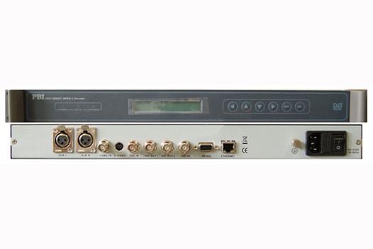 Кодер MPEG-2/SD с ASI/MUX/IP - DCH-3000EC-40
