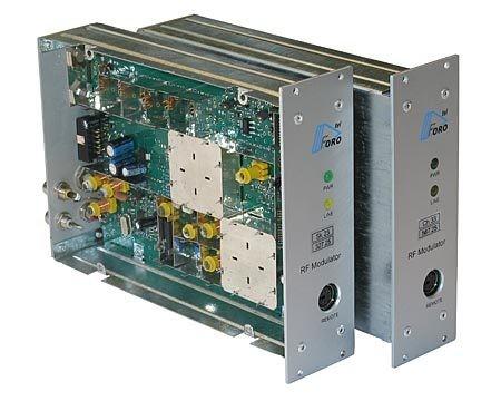 Модуляторы аналоговые STM 02 (ДМВ)