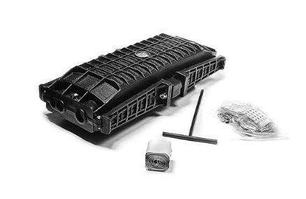 Муфта оптическая проходная (большая) GJS-E 96 Core