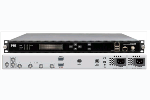 Кодер 8xH.264/HD/SD&MPEG-2/SD с 8xSDI/ASI/MUX/IP, AAC - DXP-4800EC-S PBI
