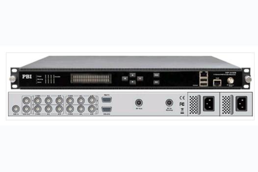 Кодер 4xMPEG-2/SD с 4xCVBS/MUX/ASI/IP и модулятором DVB-C/T - DXP-3410EM