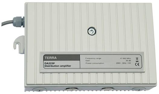 Усилитель магистральный DA213C TERRA