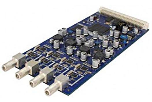 Карта 4xDVB-S/S2 ресивер-демодулятор, без CI - C545 Sumavision