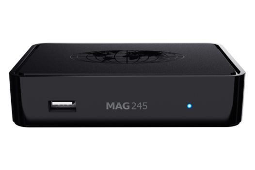 IPTV - приставка MAG 245