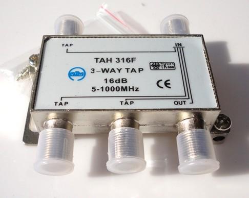 Ответвитель абонентский TAH 316F