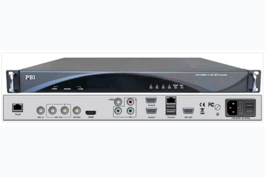 Кодер H.264/HD/SD с ASI/MUX/IP, 2 стереопары - DCH-5200EC-42 PBI