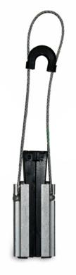 Зажим натяжной клиновой PA-1000