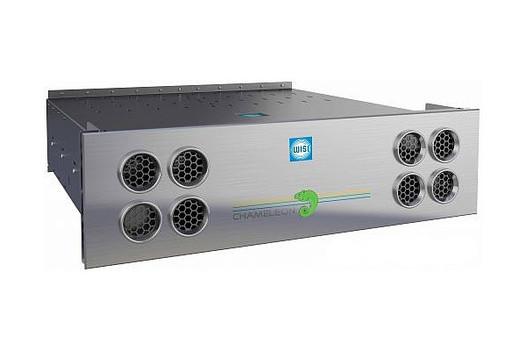 Шасси станции CHAMELEON с IP-коммутатором и возможностью резервирования питания GN50 0230 WISI