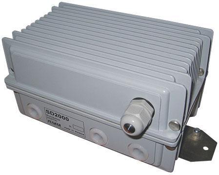 Усилитель широкополосный SD2000 мод.2020 ПЛАНАР