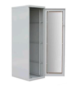 Шкаф телекоммуникационный 33U, 600*800 мм, со стеклянной дверцей